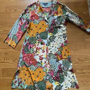 Saks Folio spring coat/duster
